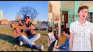 Carolina In my Mind(James Taylor)- Brendan and Damon Smith feat. Jonah Bobo