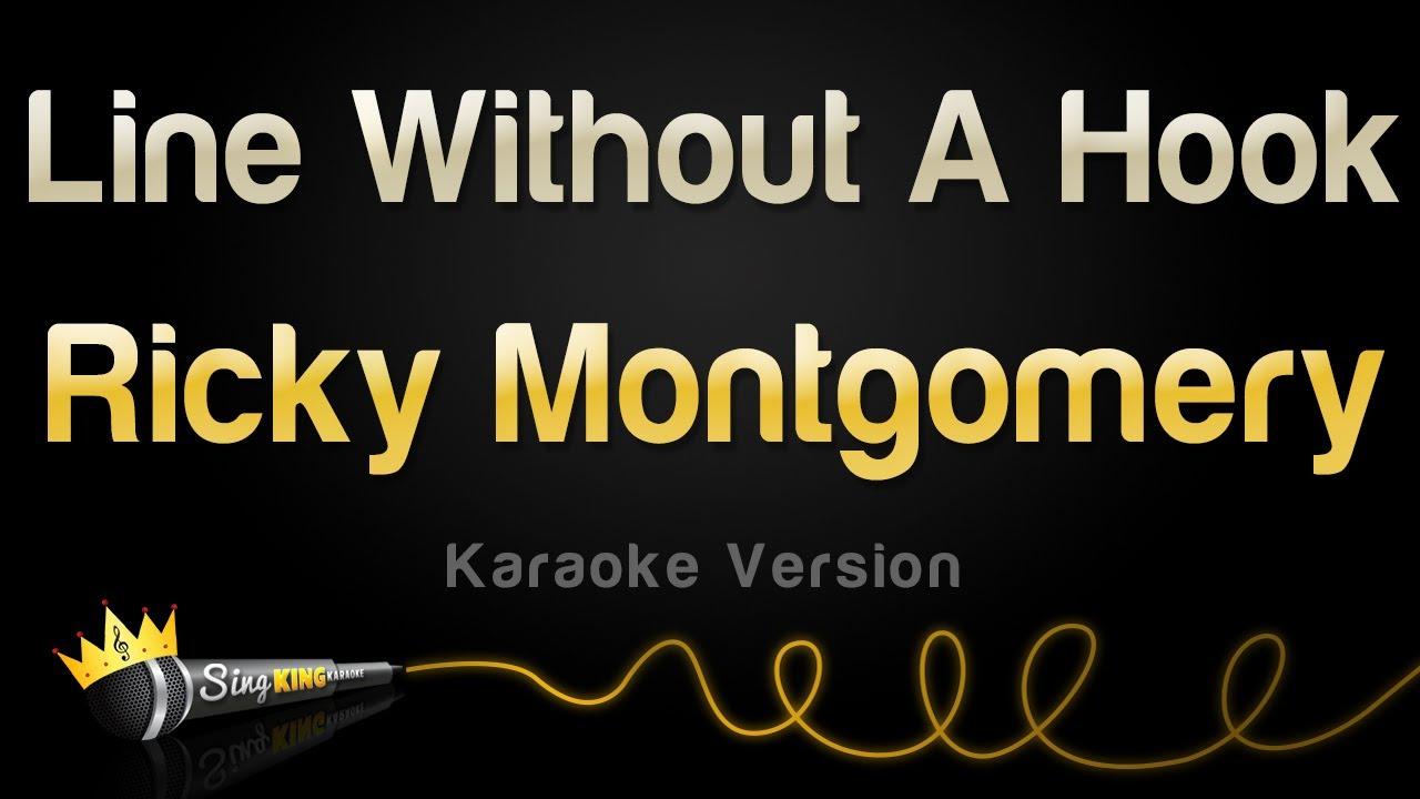 Ricky Montgomery - Line Without A Hook (Karaoke Version)
