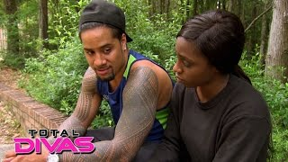 Naomi and Jimmy Uso make up and save their family vacation: Total Divas: September 8, 2015