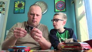 March 2015 Collector Crate Baseball Card Break & Review