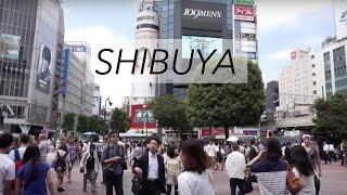 TOKYO VLOG 2 ❘ Shopping in Shibuya 109