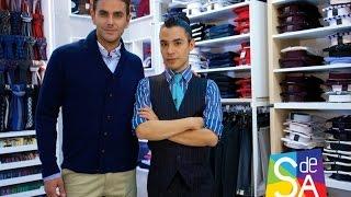 """Tips de moda """"Hombre Aldo Conti"""" en el Escaparate con Alonso Murillo"""