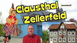 Clausthal Zellerfeld🏰🌄😀🌄🌞Oberharz - per Video * Sehenswürdigkeiten & Ausflugstipps🌲🌳🌿🍃Harz