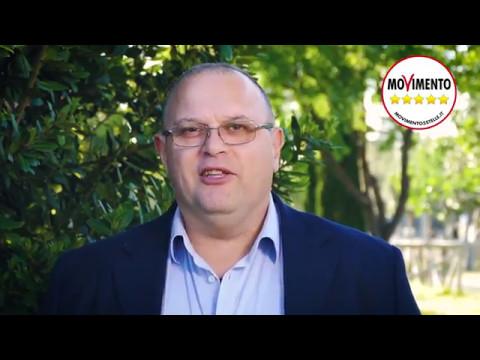 Elezioni Lecce 2017 candidato consiglio comunale Movimento Cinque Stelle Giovanni Manzo