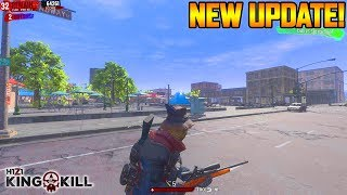 NEW H1Z1 UPDATE IS LIVE, WTF HAPPENED? - H1Z1 KING OF THE KILL GAMEPLAY!