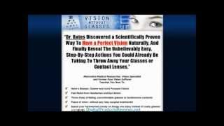 Vision Without Glasses Review | Improve Vision Without Glasses