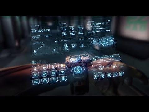 Star Citizen Alpha 3.0 | mobiGlas Apps & UI