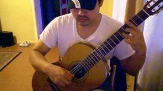 I.o.u   - Lee Greenwood  (classical Guitar ) Jose Garcia
