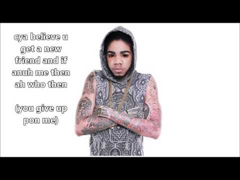 Alkaline - My Side Of The Story Lyrics - Cure Pain Riddim
