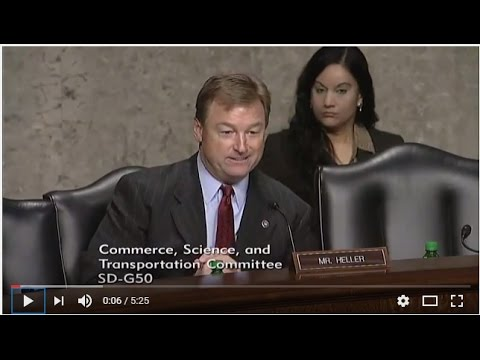 Heller Stresses Economic Growth During Confirmation Hearing
