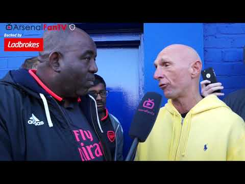 Everton 2-5 Arsenal | Lacazette, Ozil & Alexis Together Are Scary! (Lee Judges)