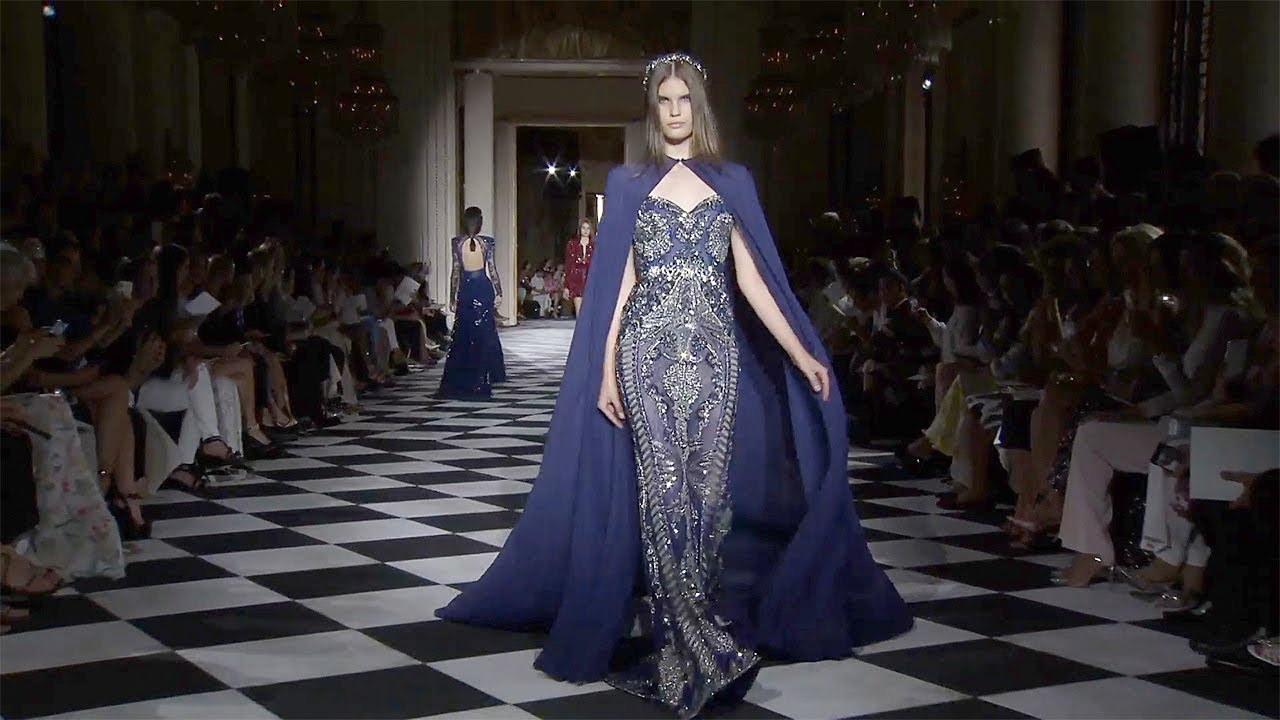 663f1aae Zuhair Murad | Haute Couture Fall Winter 2018/2019 Full Show | Exclusive