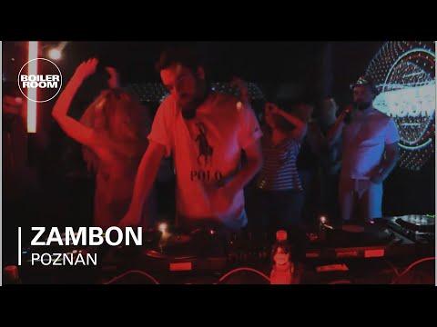 Zambon Boiler Room Poznan DJ Set