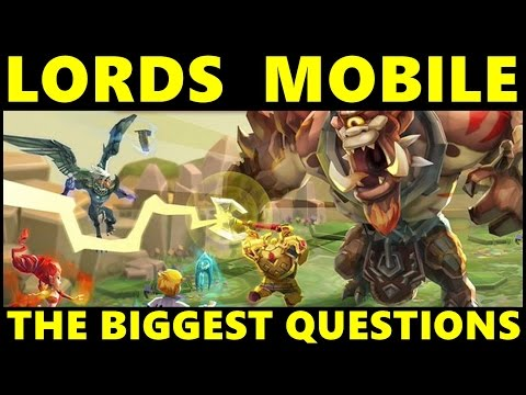 Lords Mobile Guide ● How To Get Braveheart & Relocating Kingdoms ● Android Gameplay