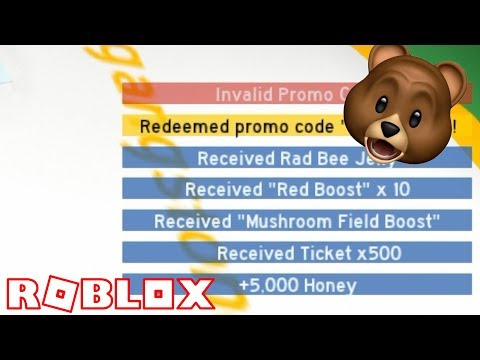 10 New Codes Roblox Bee Swarm Simulator 2018 Youtube