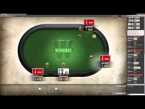 Poker en ligne winamax you tube james agate poker