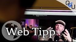 Wer streamt was? & Musik mit dem Floppylaufwerk - Web Tipp #22 | QSO4YOU Tech