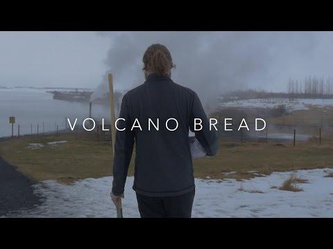 - Выпечка в вулкане: Как пекут хлеб в Исландии