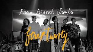 fourtwnty - Fana Merah Jambu || JATENG FAIR 2019 - [ OFFICIAL VIDEO 4K ]