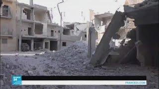 تجدد الغارات الروسية على الأحياء الشرقية في حلب