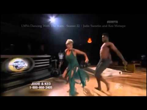 Jodie Sweetin And Keo Motsepe Contemporary Youtube