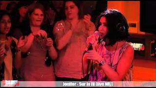Jenifer - Sur le fil - Live - C