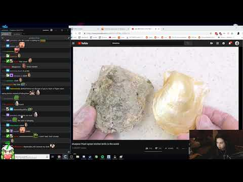 Pokelawls reacts to sharpest Pearl oyster kitchen knife in the world