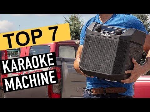 best-karaoke-machine!-(2020)