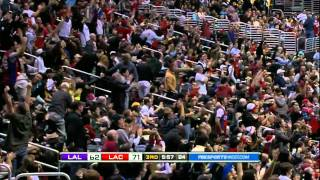 Blake Griffin Slam Dunk Contest Preview 2012 [HD]