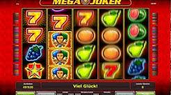 Mega Joker kostenlos spielen - Novoline / Novomatic