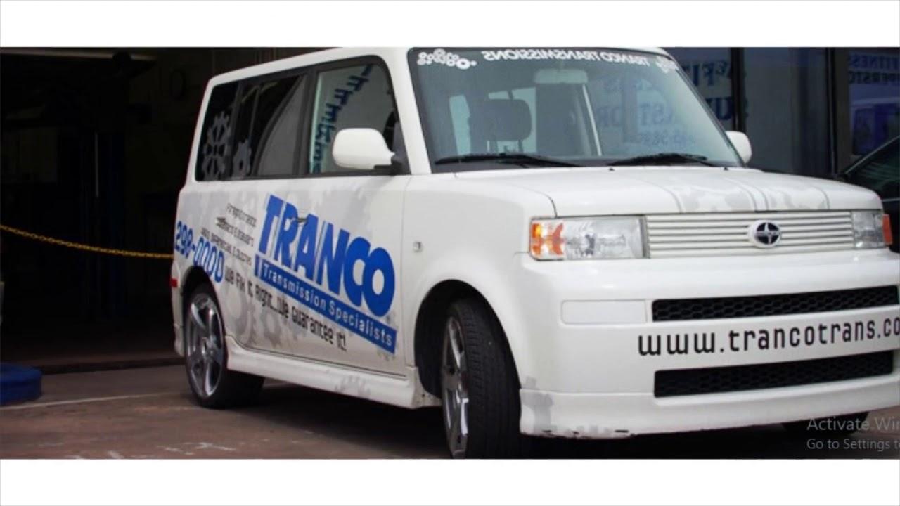 Car Transmission Repair : Tranco Transmission Repair Albuquerque, NM (505) 298-0000