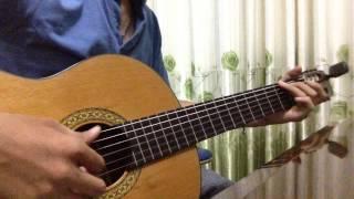 Betrayal- Fingerstyle - arranged by V2HV