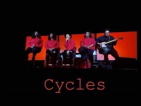 Cycles by Jonathan McReynolds Cover   Influence Jubilee