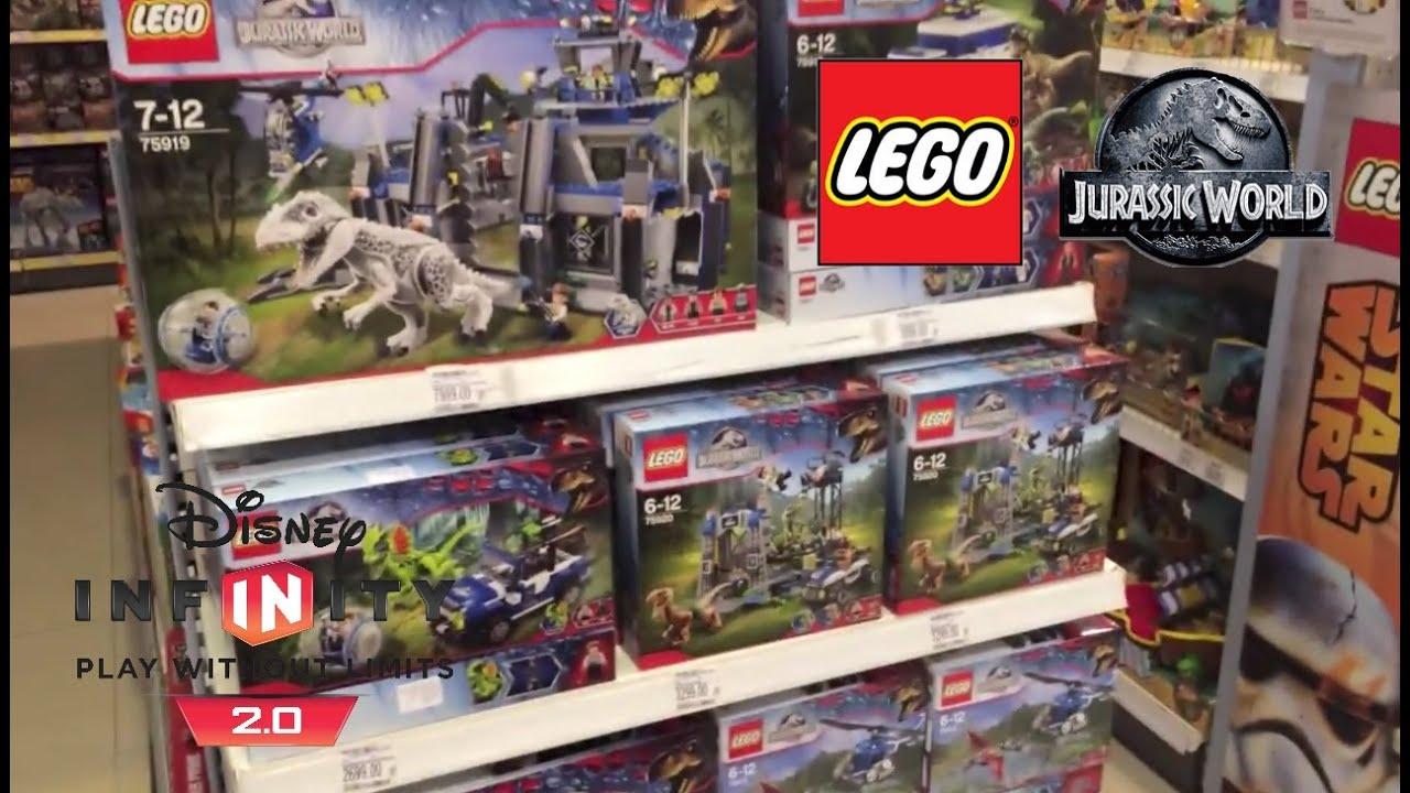 75918 Лего Охота на Ти-рекса LEGO Мир Юрского периода 2015 .