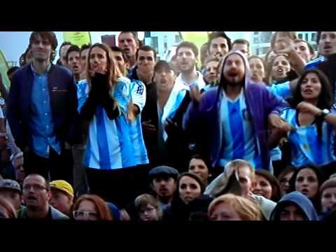 Messi goal Against Iran