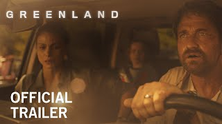 Greenland | Official Trailer [HD] | Coming Soon to Theaters