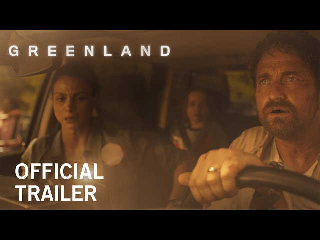 Greenland | Official Trailer | Coming Soon to Theaters