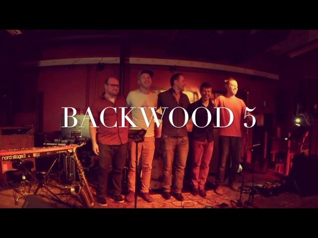 Backwood Five - Walkin' Struttin' Strollin' (Beat Fatigue re-edit) LIVE
