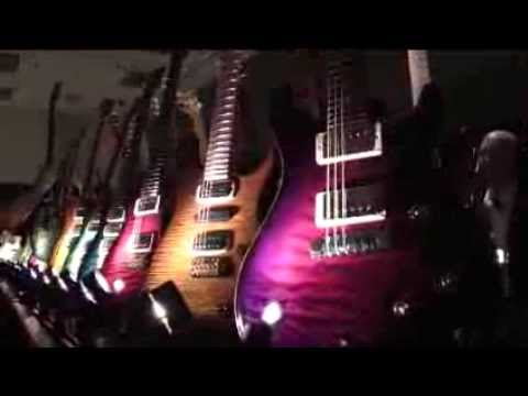 PRS GUITARS - NAMM 2014 - TMNtv Booth Tour