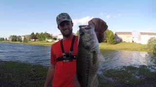 Хосе перший раз на риболовлю!