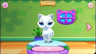 Мой Пушистый Друг  -  Уход За Животными Игры Китти Любовь