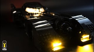 [WBS]Lego 76139 Batmobile+Light Kit