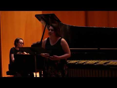 Trois Chansons de Bilitis (1894)- Claude Debussy - Performed by Jordan Llanas & Emili Earhart