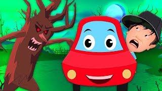Фото страшные леса  Детского стишка  Дети песни  Popular Nursery Rhyme  Kids Song  Scary Woods
