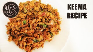 Keema Fry Recipe - Easy Keema Recipe - قیمہ فرائی - Eid ul Adha Recipe - Hinz Cooking