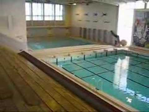 Ancienne Piscine De La Louvi Re Fermeture Youtube