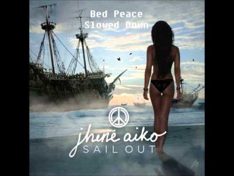 Jhené Aiko - Bed Peace (Slowed Down)