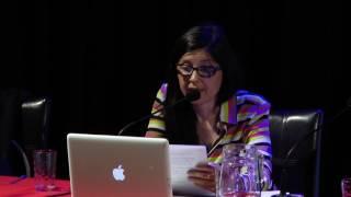 Valentina Salvi. Seminario Internacional Pasados Inquietos