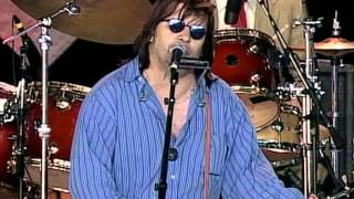 Steve Earle with The V-Roys - The Rain Came Down & Feel Alright (Live at Farm Aid 1997)