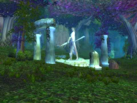 The Most Beautiful Places In The World Of Warcraft Pre Cata Youtube